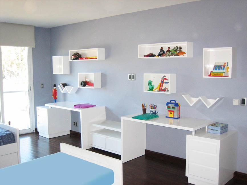 Dormitorios para ni os y adolescentes ciroman carpinter a - Dormitorios para nino ...